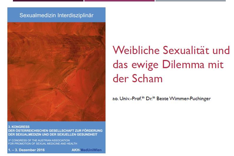 Weibliche Sexualitat Und Das Ewige Dilemma Mit Der Scham Credoweb