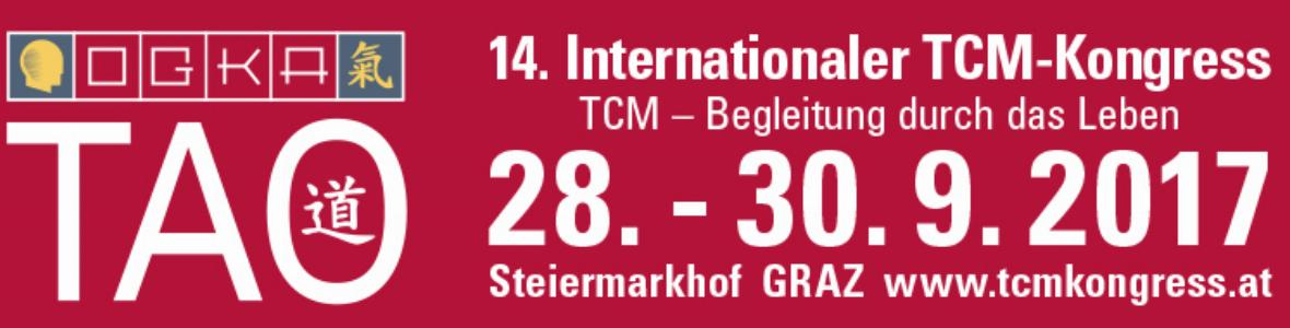 14. Internationalen TCM-Kongress TAO in Graz