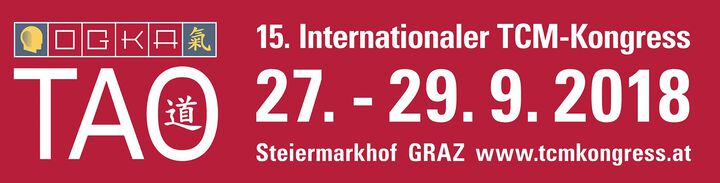 15. Internationaler TCM  Kongress in Graz