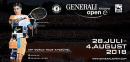 ATP World Tour - Generali Open in Kitzbühl
