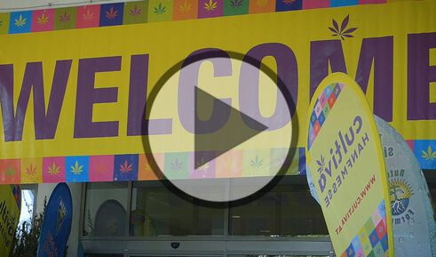 CULTIVA Cannabis Congress Wien 2018 - Video