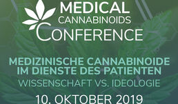 1. Medical Cannabinoids Conference am 10. Oktober in Vösendorf (Wien)
