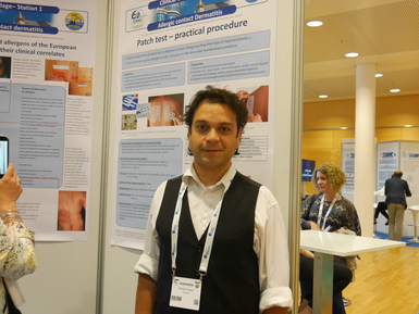 Kontaktallergie – Clinical Village am EAACI Kongress 2016