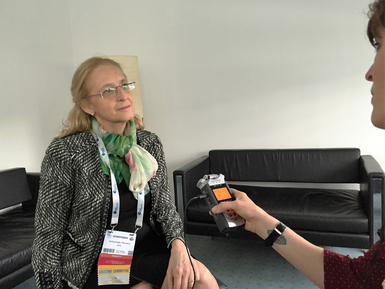 EAACI Congress: Exclusive interview with Executive Committee President Antonella Muraro