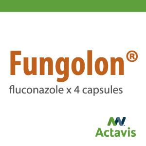 Fungolon 4caps. x 150mg