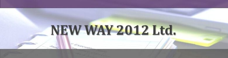 New Way 2012 Ltd.