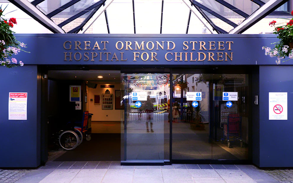 GREAT ORMOND STREET HOSPITAL FOR CHILDREN LONDON – ЕДНА ВЪЛШЕБНА ИСТОРИЯ