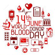 Днес е World Blood Donor Day (14 June 2018)