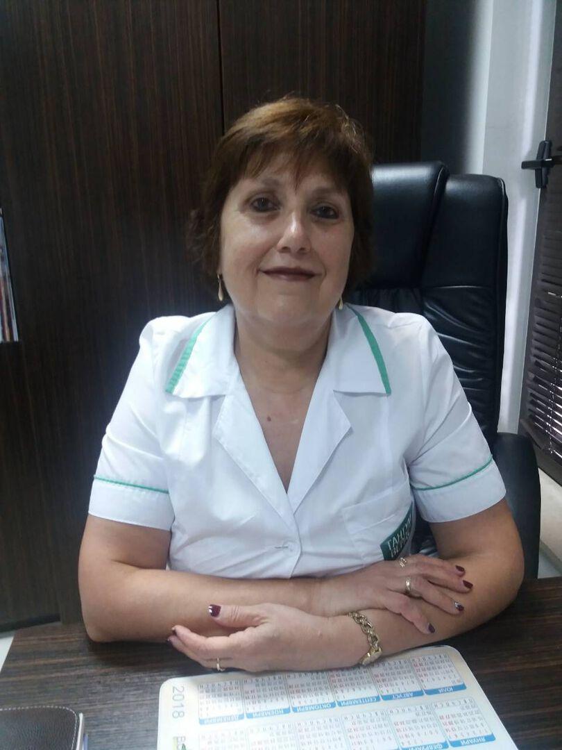 Д-р Анелия Ананиева
