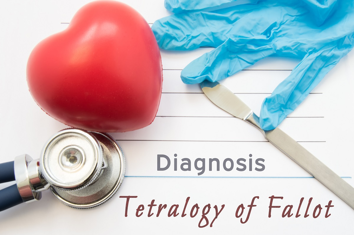 Тетралогия на Фало/Tetralogy of Fallot
