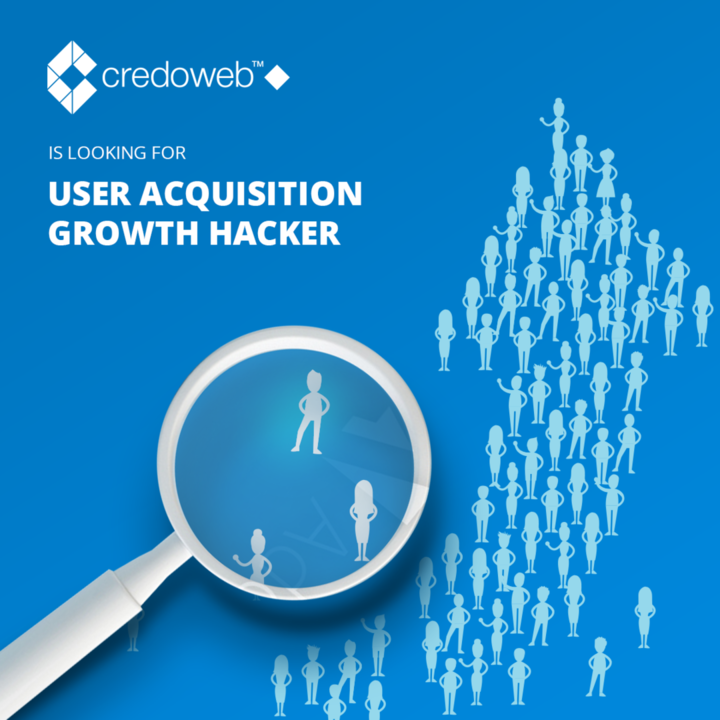ТЪРСИ СЕ: User Acquisition Growth Hacker