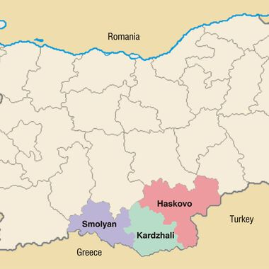 FIRST PORTABLE ULTRASOUND BASED SCREENING STUDY IN BULGARIA ON THE PREVALENCE OF CYSTIC ECHINOCOCCOSIS IN KARDZHALI DISTRICT