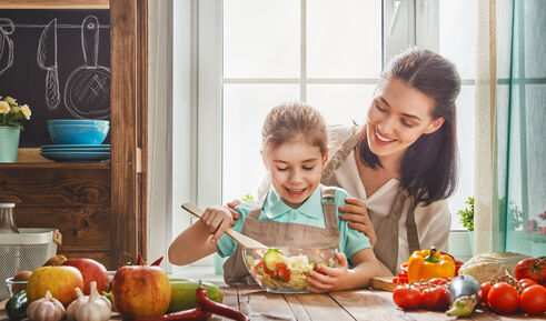 Tips to learn your children eat healthier