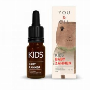 YOU & OIL KIDS Baby Zahnen 10ml