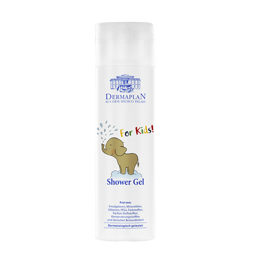 DERMAPLAN Shower Gel for Kids, 200ml