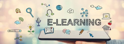 Continuing medical education in CredoWeb - e-Learning