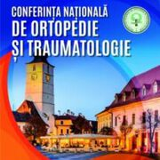 Conferinta Nationala de Ortopedie si Traumatologie 2018