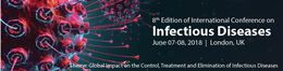 8th Edition of International Conference on Infectious Diseases