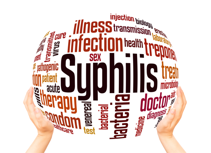 Europe's syphilis rates up 70 % since 2010