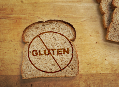 Gluten-heavy foods in young age can lead to celiac disease