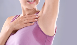 Hyperhidrosis is widespread, but patients are not seeking treatment