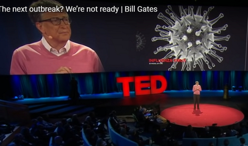 Bill Gates predicted the COVID pandemic in 2015 - VIDEO