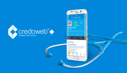 CredoWeb's mobile application - Android navigation